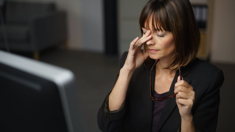 Six in Ten Business Leaders 'Self-Medicating' Mental Health Issues